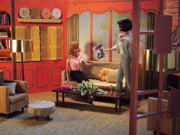 New Dream House Maryann Roy Neo Retro Furnishings Amp Set